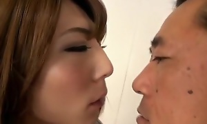 Beat out Japanese slut all over Incredible JAV flick