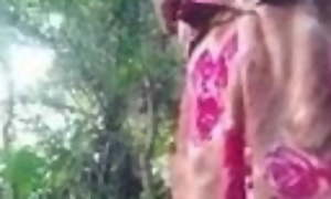 Deshi Village Bhabi Alfresco Sex