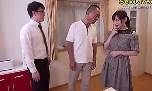 SexJav porn video  - Jav father-in-law wants sex with me