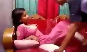 Bangladeshi sexy girl enjoys sex