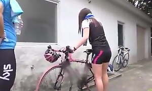 Japanese Cyclists Have Sex (Porno)