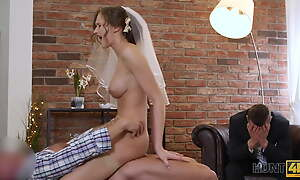 Have you ever fucked someone's bride? Stacy Cruz porn video