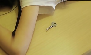 Chinese Teacher And Schoolgirl