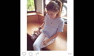 Pretty Malaysian gf Athena Chong, leaked sextape with average Joe
