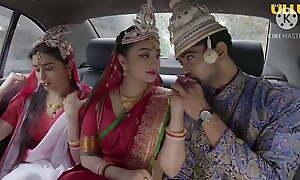 Desi married bengali housewife fucked