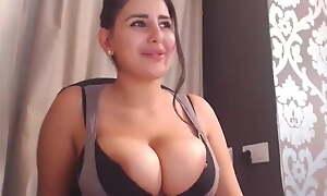 Super sexy Katrina Kaif lookalike model nude on webcam