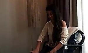Indian randi at hotel in Mumbai, new video with clear audio