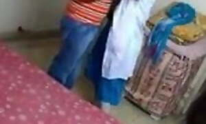 Desi Indian chubby bhabhi getting fucked by her neighbour