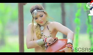 Desi Rajasthani woman Zoya getting fucked hard outdoors