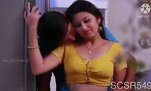 Super hot and cute desi woman has romance with her bf