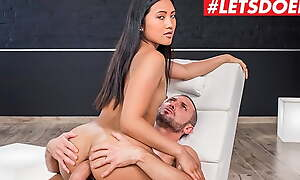 HER LIMIT, Sexy Asian Teen May Thai Has Rough Anal Sex With Luca