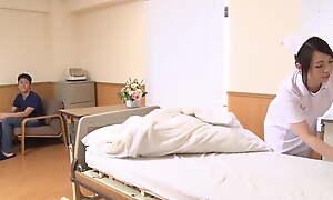 Mihane Yuuki :: Time Stop: The Nurse 1 - CARIBBEANCOM