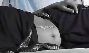 KeralaChechi-Sari