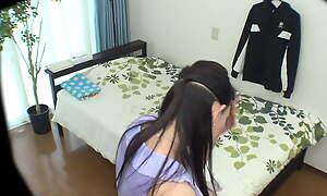 Housewives Crawling from Pleasure Libido Masturbation Part1