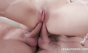 Double Agreed-upon down Anal Fisting May Thai &amp_ Dominica Phoenix Drool Deep Anal Deportment down ATOGM, DAP, Gapes GIO800