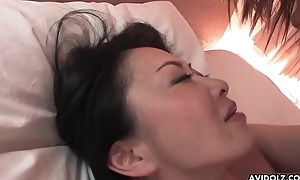 Hairy Japanese bird with big tits pussy drilled preacher freshen